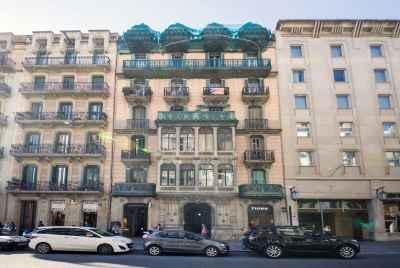 Квартира под ремонт в центре Барселоны